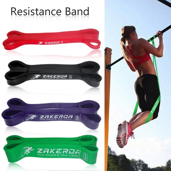 Yoga Tension Band Fitness Training Resistance Bands Rubber Yoga Fitness Tension Loops Sport Training Equipment For Bodybuilding