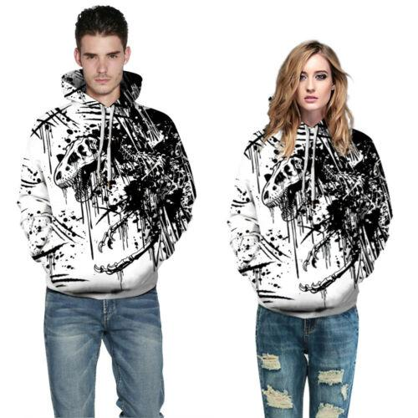 Men Women's 3D Print Hoodie Jacket Coat Pullover Graphic Tops Sweater Tracksuits Creative
