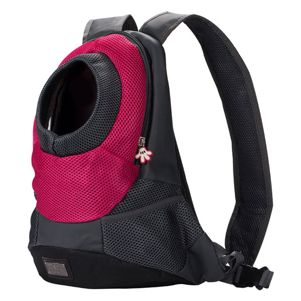 4 Pack Transport Pet Dog Cat Bag Carrier Backpack Head Out Portable Travel Cat Carrying Bag for Small Dog Animal Chihuahua Puppy