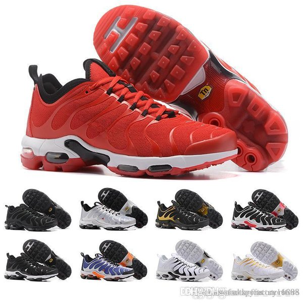 buy online 89622 dfc58 2019 Hot Sale Original Air Max Plus Tn Ultra 3M Men Breathable Running  Shoes Classic Lace Up Sports Sneakers Red Shoes Footwear From Dhfactcy23,  ...