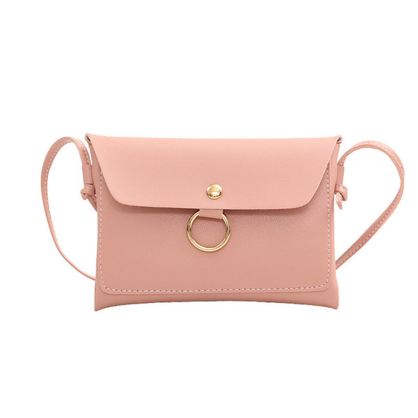 Charm2019 Directly For Ring Mini- Square Package Mobile Phone Change Small Bag Single Shoulder Satchel Tide
