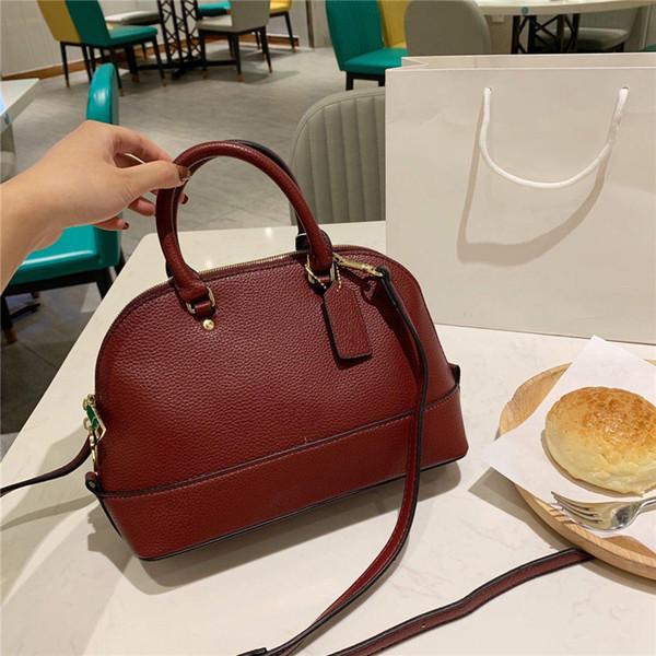 2019 sıcak satış kadın tasarımcı çanta lüks crossbody haberci omuz çantaları yüksek kaliteli deri cüzdan bayan çanta B100521W
