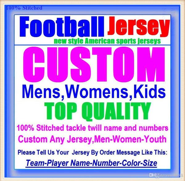 Camisetas personalizadas de fútbol americano Minnesota Dallas College Auténtico Retro Rugby Fútbol Béisbol Baloncesto Hockey Jersey 4xl 5xl 6xl prendas de vestir