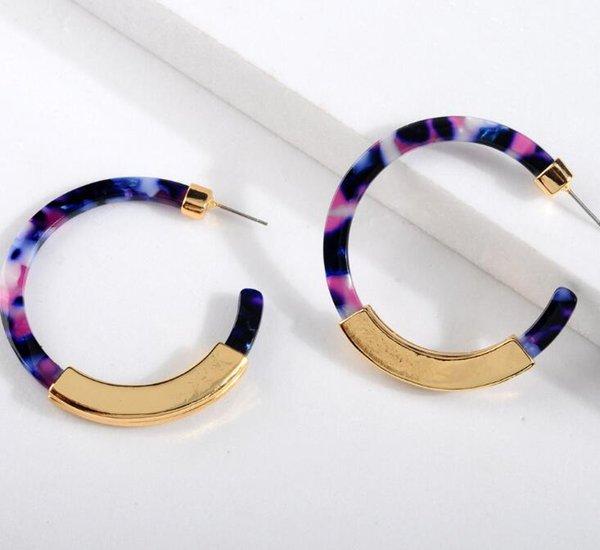 фиолетовый золото