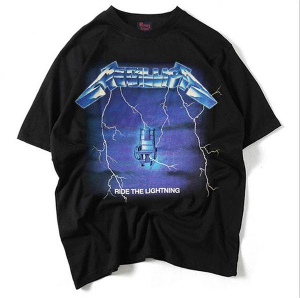 Rock Band 3D Printed Мужская тенниска шеи экипажа дышащий с коротким рукавом лето Tshirt Сыпучие Расслабление Одежда