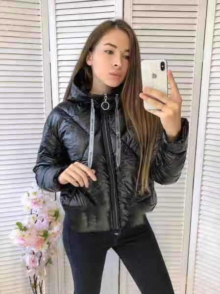 jaqueta feminina preta