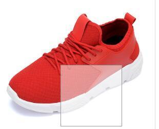 72728A6 alta calidad con la caja sdggfjd hombres casuales zapatos de la zapatilla de deporte de los hombres s de gran tamaño 38-48 hombres s zapatos