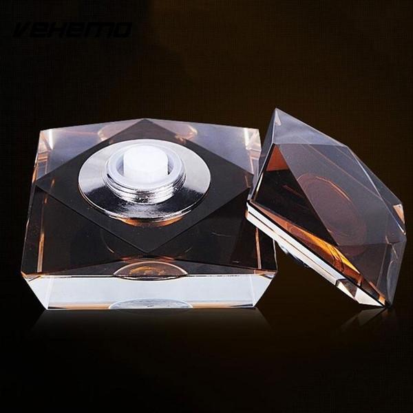 Vehemo Multi-Color Crystal Auto Perfume Diffuse Car Styling Car Perfume Seat Bottle Fashion Beautiful Vehicle
