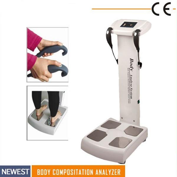 Dispositif complet professionnel gs6.5 de composition en corps de machine de corps de corps de machine de l'analyseur GS6.5 d'analyse de composition en corps professionnel