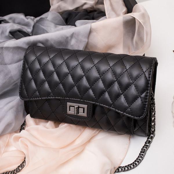 Clutch Multi Für Frauen Umhängetaschen Kleine Großhandel Handtaschen Taschen Klassische Geldbörse Mit Designer 2019 Schwarze Luxus j5c34ARLq