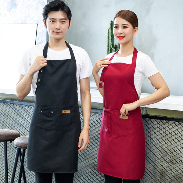 Woman Apron Home Cooking Cleaning Aprons Kitchen BBQ Party Gifts For Women