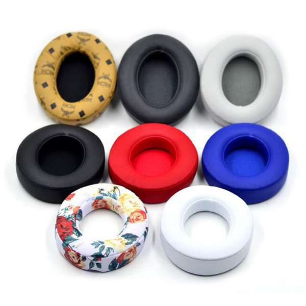 Lo nuevo 2019 nuevo de alta calidad Reemplazo Almohadilla para la oreja Las almohadillas de las almohadillas cubren Para Stu-dio 2.0 3.0 auriculares inalámbricos por DHL