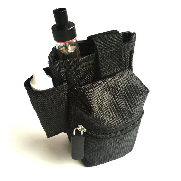 JVSURF black Protection Cover Bag Waist pack Atomizer Case Electronic Cigarette Atomizer Coil Cores Protect
