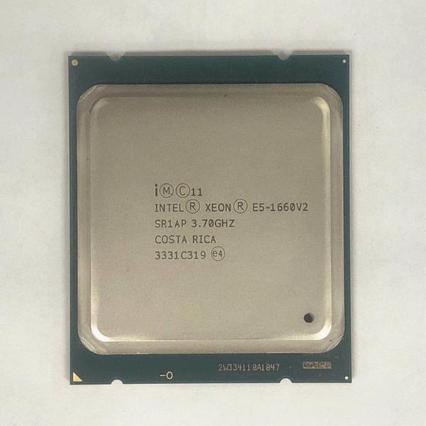 Intel Xeon E5 1660 V2 CPU server Processor 6 Core 3.7GHz 15M 130W E5-1660 V2 SR1AP