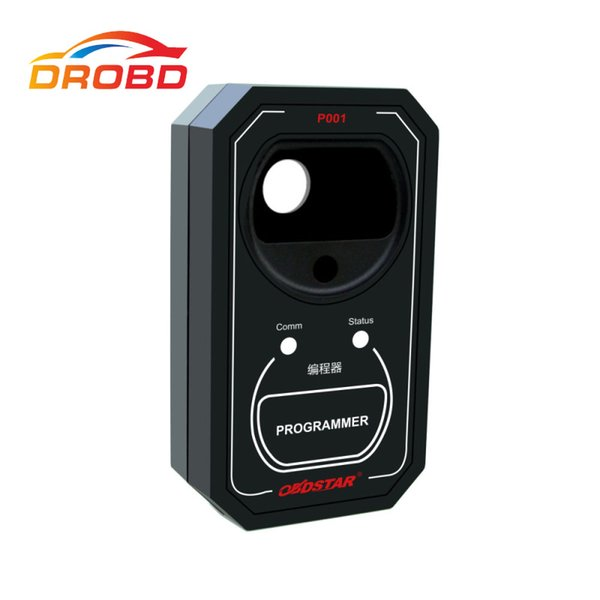 OBDSTAR Chip Reader P001 Programmer Immo RFID Adapter for Audi/Skoda/Seat Gen Suitfor Key Master DP/X300 DP/Key Master/X300 Pro3