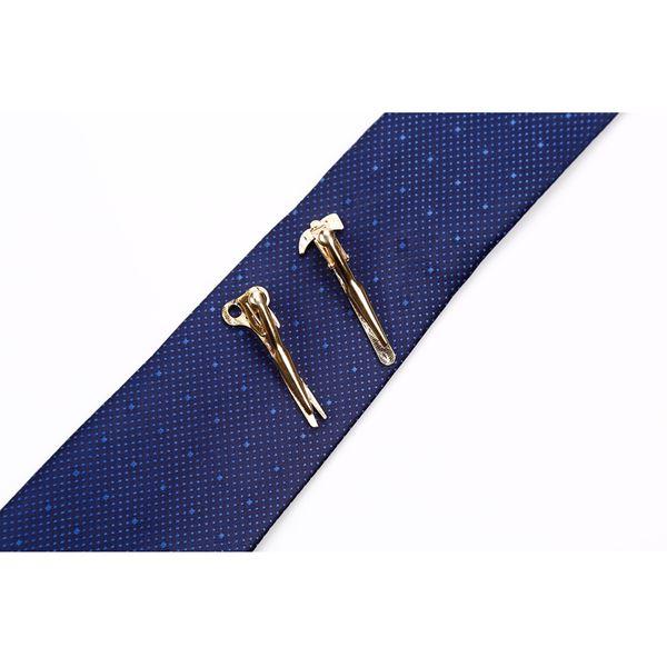 Boutons de manchette et goujons pour Tuxedo/ /formelle Blanc et en m/étal argent/é Y Compris une pince /à cravate avec bo/îte cadeau