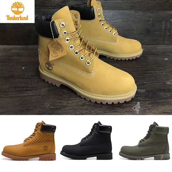 designer Original mens womens winter boots fashion Military boots black red brown Grey green Casual Trainers Luxury size 5.5-11