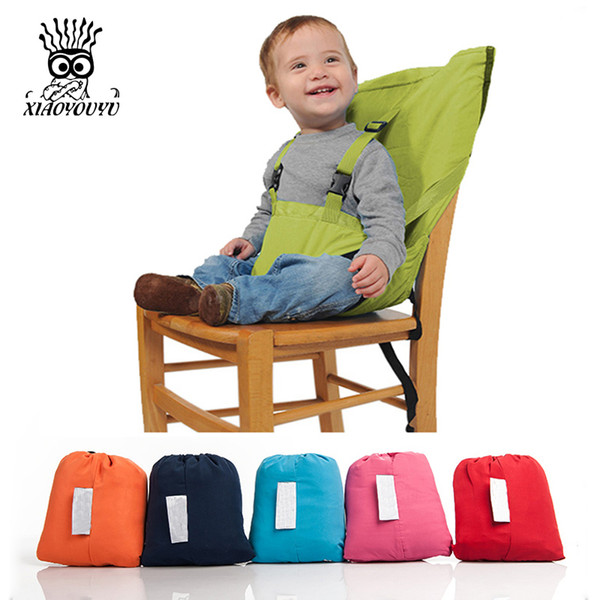 New Portable Infant Product Dining Lunch / Safety Belt Feeding High Harness Baby Chair Seat Y190522