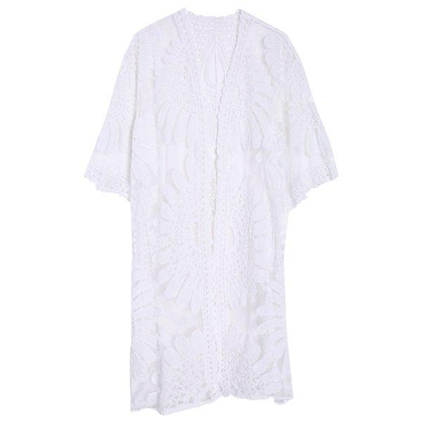 Roupa de banho branca