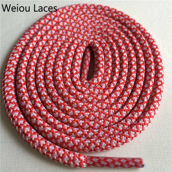 25 White-Red Scarlet 120cm
