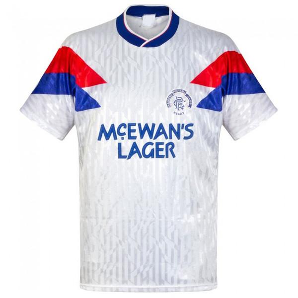 Rangers 90-92 à l'extérieur