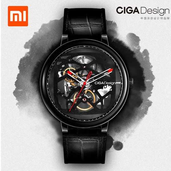 comprar popular b3e4f 141f6 Relojes Online Xiaomi CIGA Design Series Relojes De Pulsera De Moda Reloj  De Lujo Hombres Mujeres IF Design Gold Award Designer Brand Mejores Marcas  ...