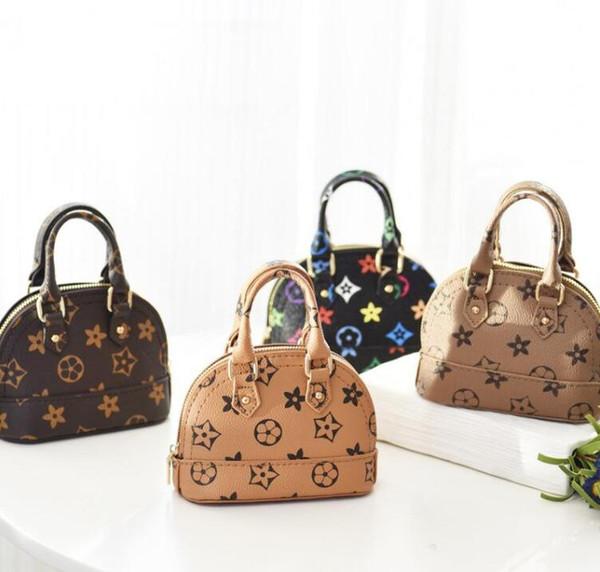 Einzelhandel Neue Kinderhandtaschen Mode Niedlichen Weihnachtsgeschenke Für Kleine Mädchen Kinder Mini Geldbörse Schultertasche