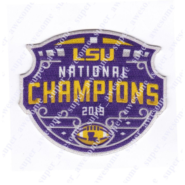 Add 2019 LSU Champions Patch