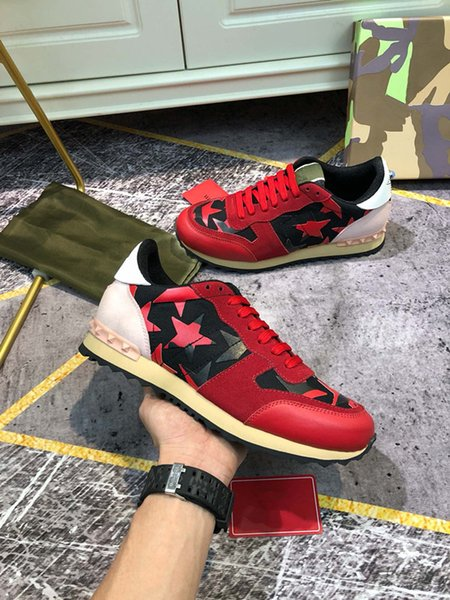Women and men Sneaker colour fashion Luxurys Designers Casual shoes for woman Platform Trainers Walking sneakers size 35-46