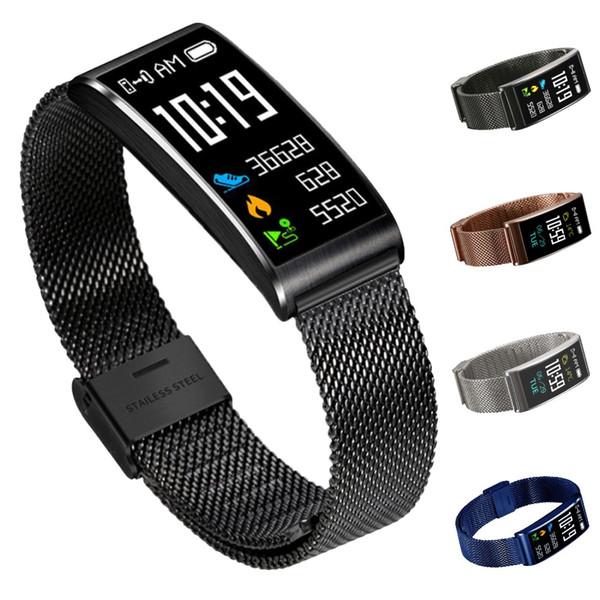 X3 Women Men Smart Watch IP68 Waterproof fitness tracker Smart bracelet Heart Rate Blood Pressure Pedometer Sport Smartwatch