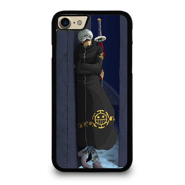 Trafalgar Law Pirate One Piece Phone Case For Iphone 5c 5s 6s 6plus 6splus 7 7plus Samsung Galaxy S5 S6 S6ep S7 S7ep