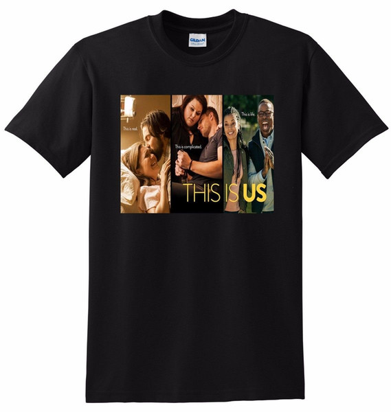*NEW* THIS IS US T SHIRT season 1 tv show poster tee SMALL MEDIUM LARGE or XL