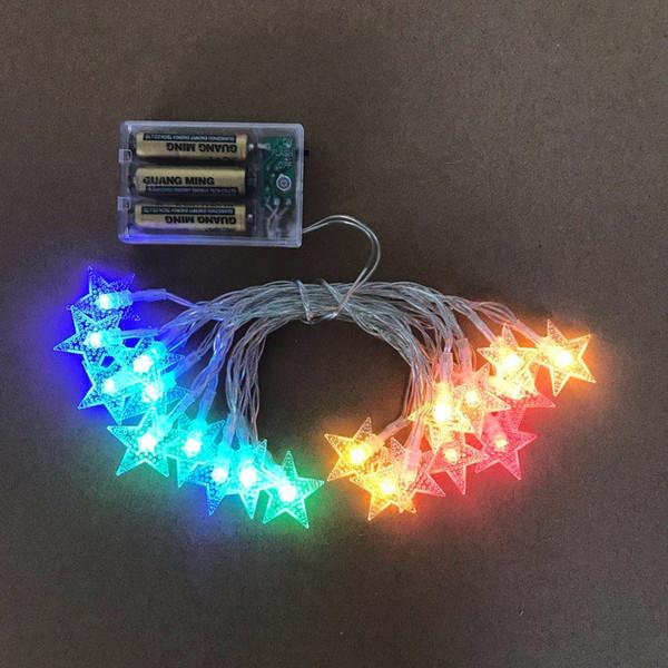 Fairy Lights Plug In For Bedroom Color Changing Usb Led String Lights With Remote For Indoor Christmas Wedding Costume 3m 20led Flash String Lights