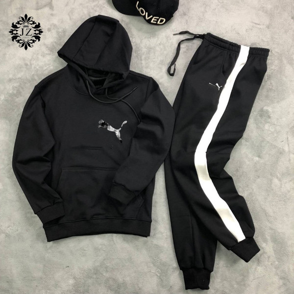 Mens Designer Summer Brand Hoodie Tracksuit High Quality Letters Printed Mens Pullover Sport Tracksuits Long Sleeves Suits Size M-4XL