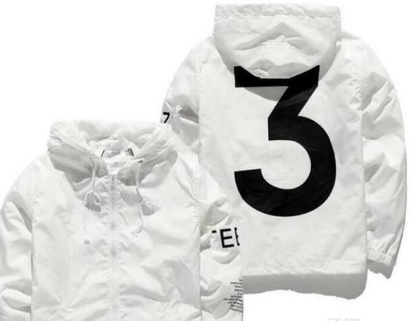 Herrenjacke KANYE WEST Jacke Herren Hip Hop Windjacke MA1 Pilot Herrenjacke Tour YEEZUS Season Y3 Coat