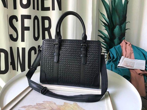 Мужская сумка высокого качества сумка WSJ000 size39 * 30*9 см простой бизнес #112080 whyan03