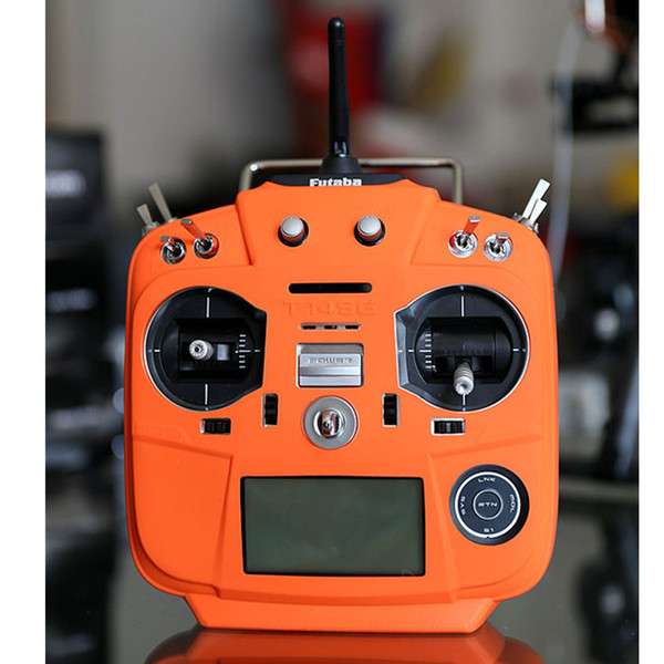FUTABA Colorful Rubber Protective Cover / Shell for FUTABA 14SG Radio Control / Remote Control Vehicles & Remote Control Toys