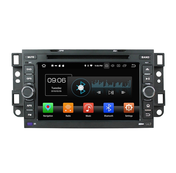 "PX5 Octa Core 2 din 7"" Android 8.0 Car DVD Player for Chevrolet Captiva Epica Aveo Lova Spark Optra Radio GPS Bluetooth 4GB RAM 32GB ROM"