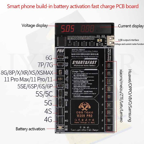 Battery activation