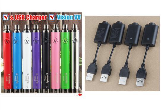 Vision 2 1650mah Battery+USB Charger