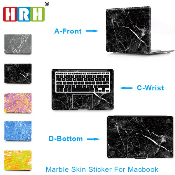 2019 3in1 Marble Design Laptop Skin Vinyl Decal Sticker For Macbook Air  A1932 Case 2018 11 12 13 15 From Guochenghua, $5 53 | DHgate Com
