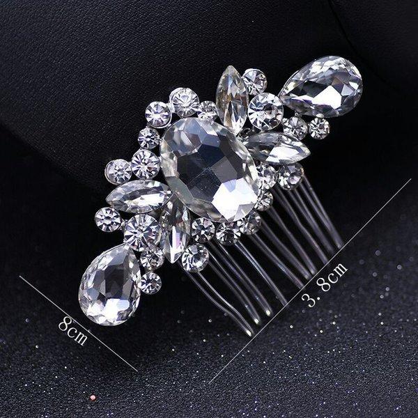 U 8x3.8cm Silver