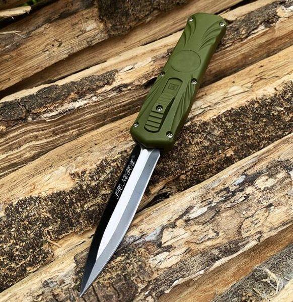 Green handle