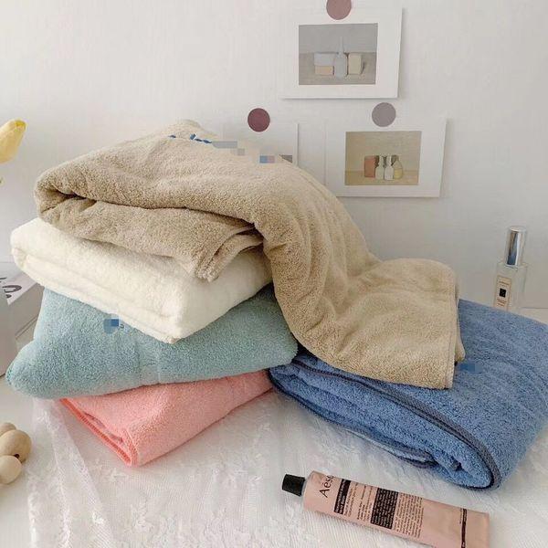 Champion Письмо Полотенце Комплект Банные полотенца Terry Дизайнер Майами полотенце для рук + Ванна Лист Bale Набор для взрослых Детские пляжные полотенца 70 * 140,35 * 75см TC52503