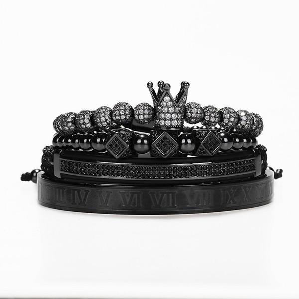 Чёрный комплект-6R