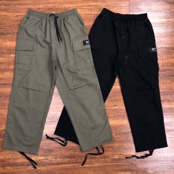 2019 19ss Men And Women Cargo Pants Brand Original Designer High Quality And Exquisite Lovers Trousers Loosen Comfortable 3011# 99587 From