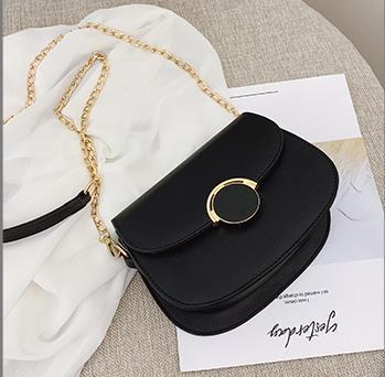 Yeni Avrupa ve Amerikan yaz küçük taze çok yönlü moda zincir çanta ile tek omuz çapraz vücut