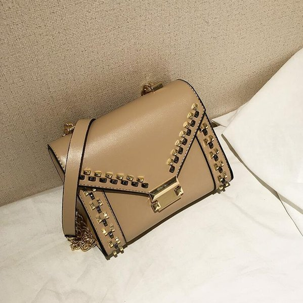 Factory sales brand women handbag summer new patent leather shoulder bag fashion contrast leather messenger bag new color snake chain ba