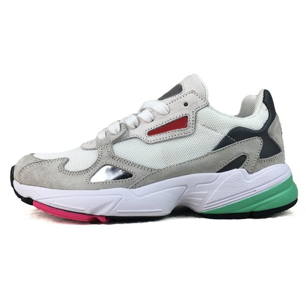Acheter ADIDAS Falcon W Running Shoes For Women Men High Quality Falcon Shoes New Designer Sneakers Originals Jogging Outdoors Size 36 45 De $53.82 Du