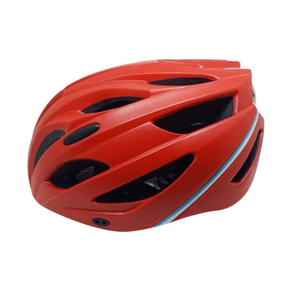 Bicycle Helmet Titanium Ultralight In-mold Cycling Helmet With Visor Breathable Road Mountain MTB Outdoor Black Men Women Bike Helmet AAQ7